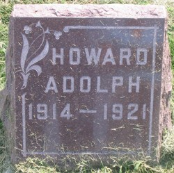 Howard Adolph