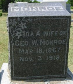 Ida <i>Minor</i> Monroe