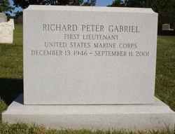 Lieut Richard Peter Gabriel, Sr