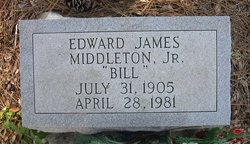Edward James Middleton, Jr