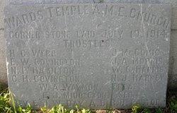 Edward James Middleton, Sr