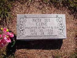 Patsy Lue Cline
