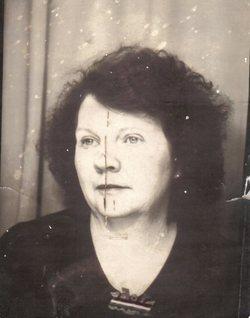 Glenna Mae <i>Martin</i> Dickerson