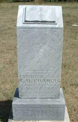 Fannie J. Francis