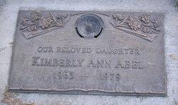 Kimberly Ann Abel