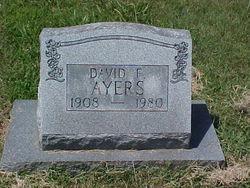 David Fillmore Ayers