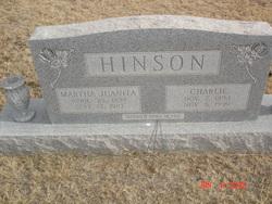 Charlie Hinson