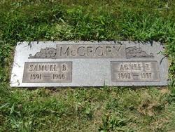 Agnes Roberta <i>McClees</i> McCrory