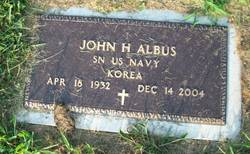 John Henry Albus