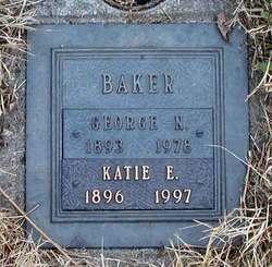 George Netherley Baker