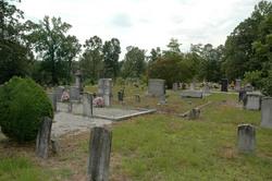 Mush Creek Baptist Church Cemetery