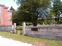 Amherst Town Hall Burying Ground