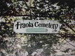 Fraola Cemetery
