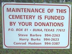 Sudduth Bluff Cemetery