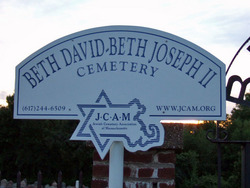 Beth David Cemetery