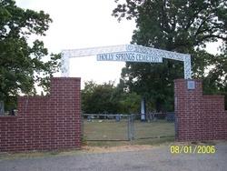 Holly Springs Cemetery