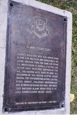 Clark Veterans Cemetery