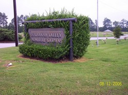 Savannah Valley Memorial Gardens