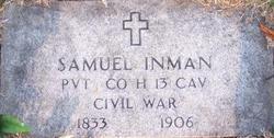 Pvt Samuel Inman