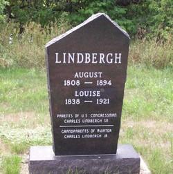 August Lindbergh