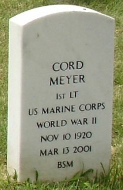 Lieut Cord Meyer