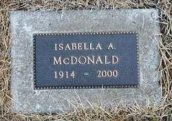 Isabella Alison <i>Swanston</i> McDonald