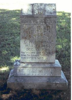 George W. Bowman