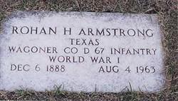 Rohan Harrison Armstrong