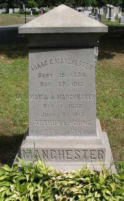 Isaac Corey Manchester