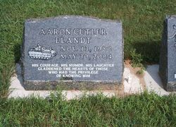 Sgt Aaron Cutler Elandt