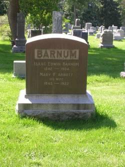 Isaac Edwin Barnum
