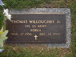 Thomas Leslie Willoughby, Jr