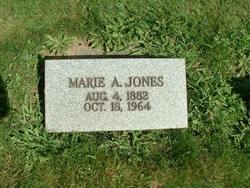 Marie A. <i>Junkins</i> Jones