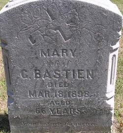 Mary <i>Paulin</i> Bastien