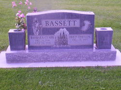 Barbara <i>Clark</i> Bassett