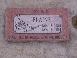 Elaine Bassett