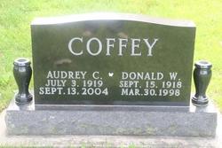Audrey Charlotte <i>Pierce</i> Coffey