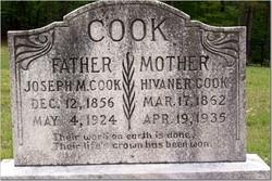 Joseph Marion Cook