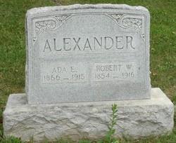 Robert W. Alexander
