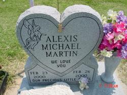 Alexis Michael Martin