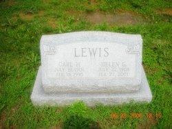 Carl Harvey Lewis