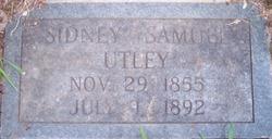 Sidney Samuel Utley