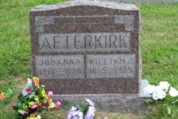 Johanna Afterkirk