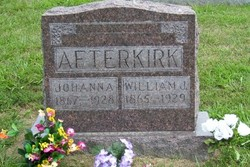 William J Afterkirk