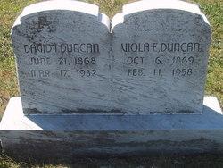 Viola Ellen <i>Hays Moser</i> Duncan