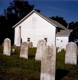 Old Oran Christian Church Cemetery
