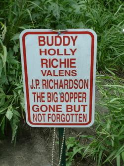 Buddy Holly Crash Site
