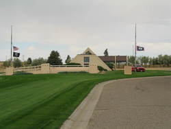 Oregon Trail State Veterans Cemetery