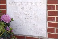 Bascomb Methodist Cemetery