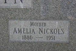 Amelia <i>Nickols</i> Akin